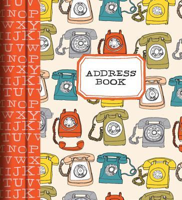 Analog Address Book By Rothman, Julia